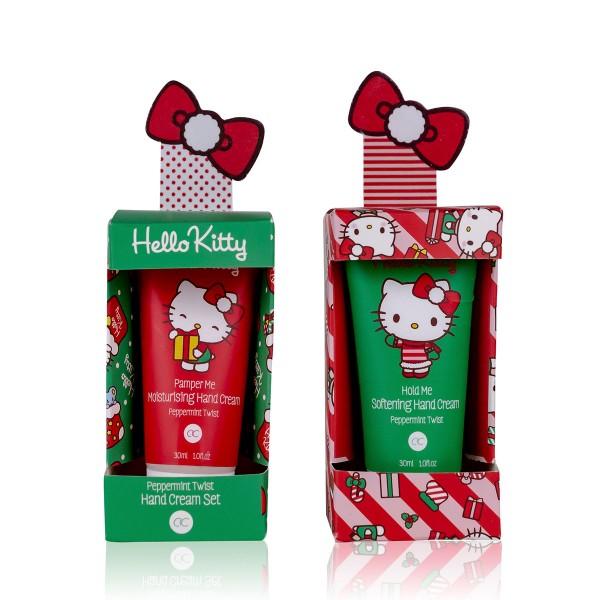 Hello Kitty Handpflegeset mit Nagelfeile und Handcreme