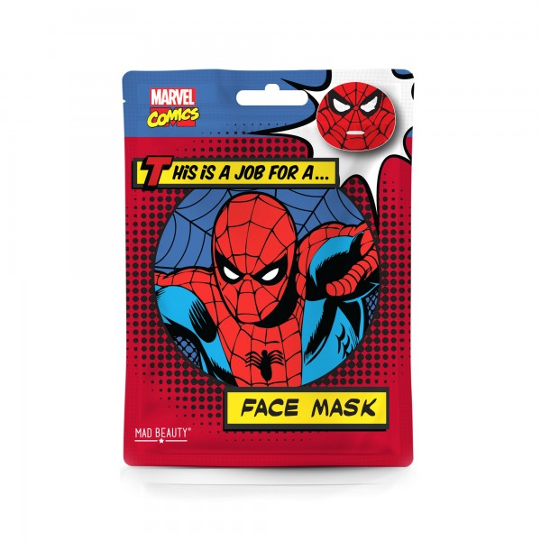 Disney Gesichtsmaske Avanger Marvel Spiderman