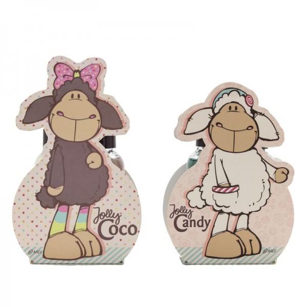 Geschenkset NICI - Jolly Candy & Jolly Coco