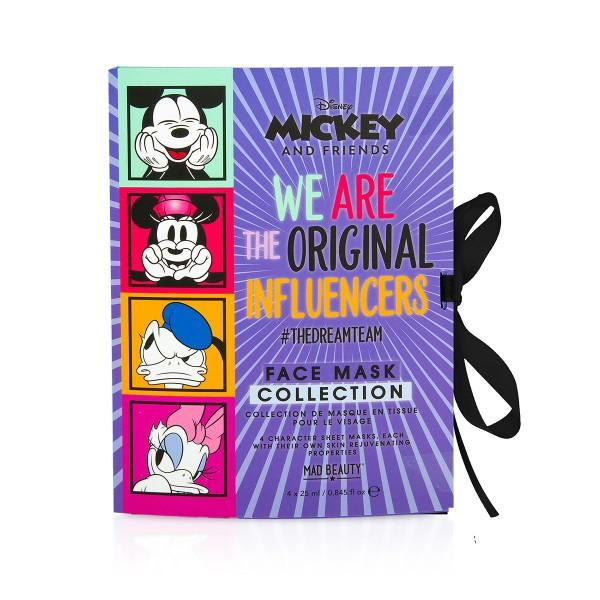 Mickey and Friends Gesichtsmasken Set