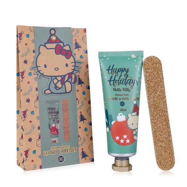 Hello Kitty Handpflegeset Kraftpapier