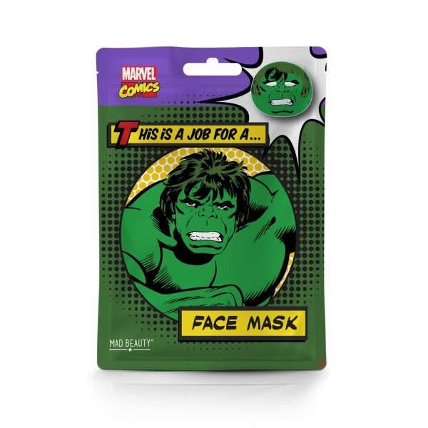 Disney Gesichtsmaske Marvel Hulk
