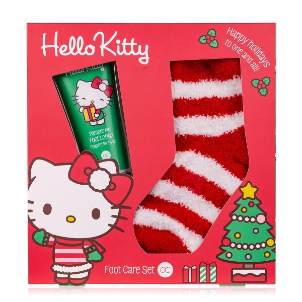 Hello Kitty GEschenkset Happy Holidays
