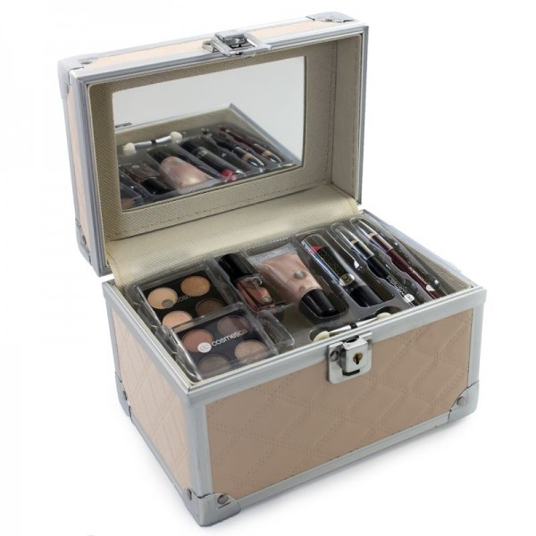 Kosmetikkoffer Set inkl. Make-Up