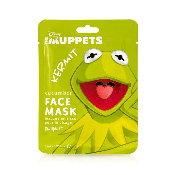 Tuchmaske Kermit der Frosch the muppets