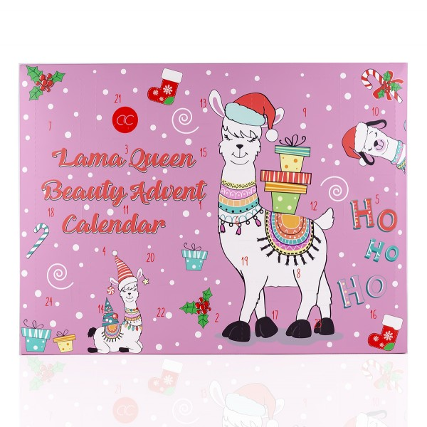 Adventskalender Lama Queen