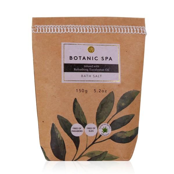 "Badesalz ""Botanic Spa"" Eukalyptus & Lemongrass"