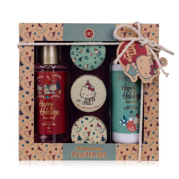 Hello Kitty Weihnachtsgeschenk