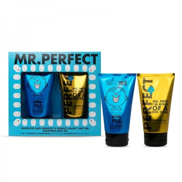 Geschenkset MR. PERFECT / Mister Perfekt