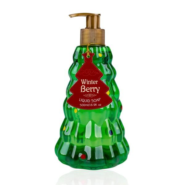 Seifenspender Weihnachtsbaum