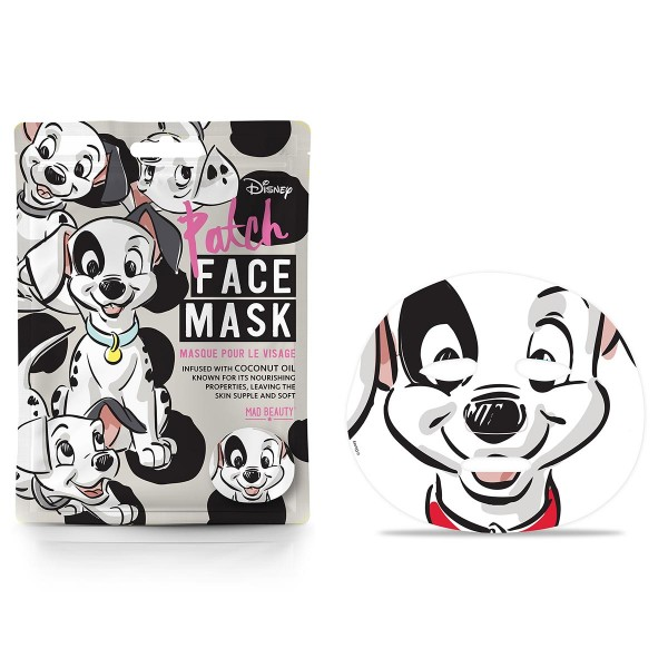 Disney Gesichtsmaske 101 Dalmatiner Patch
