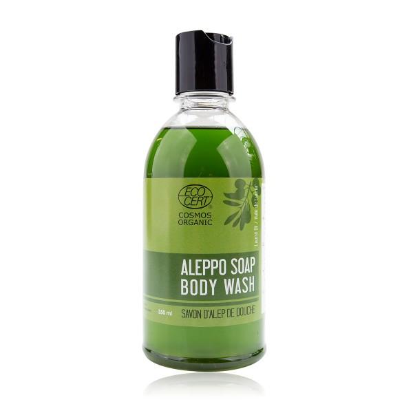 Aleppo Body Wash 5% Ecocert 'Cosmos Organic'