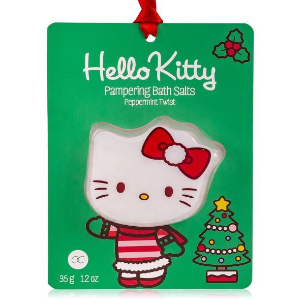 Hello Kitty Geschenkkarte mit Badesalz