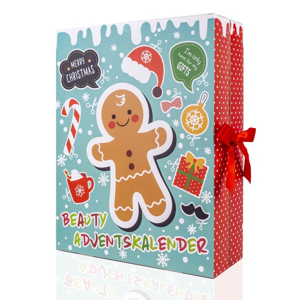 Beauty Adventskalender Gingerbread