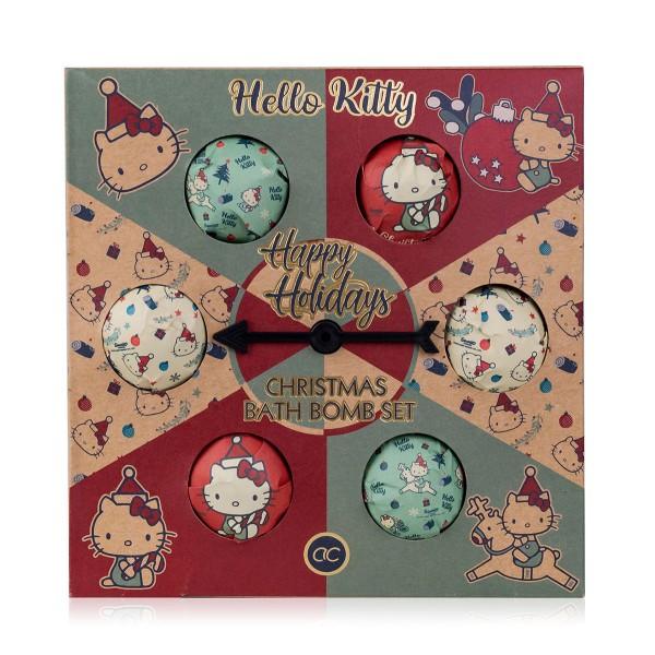 Hello Kitty Badekugelbox mit Zeiger