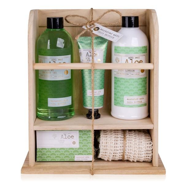 Geschenkset Premium Collection mit Aloe Vera